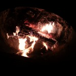 Roaring fires all weekend long!